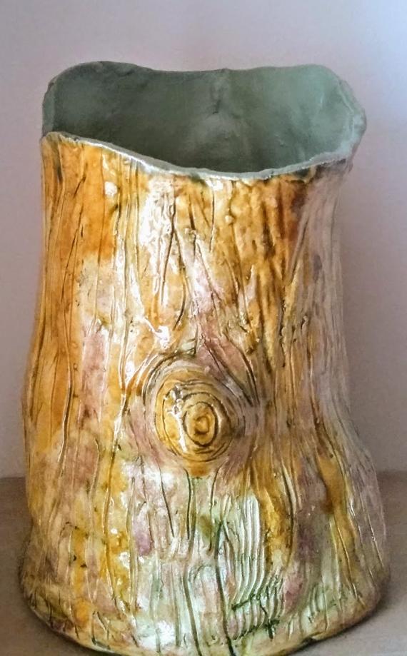 """Ваза """"экзотическое дерево"""""""