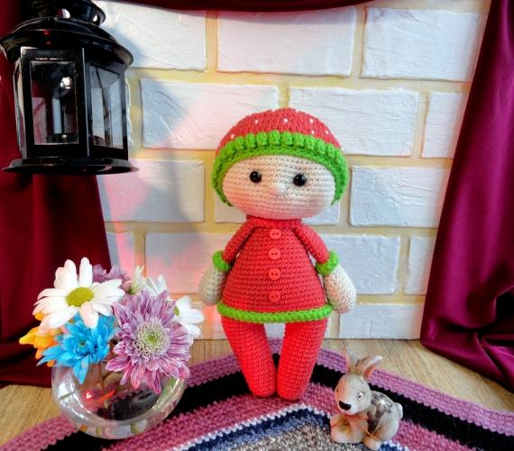Куколка Ягодка