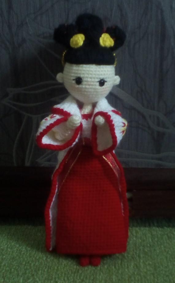 Кукла Гейша