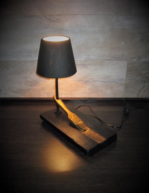 """Настольный светильник """" Кисть """""""