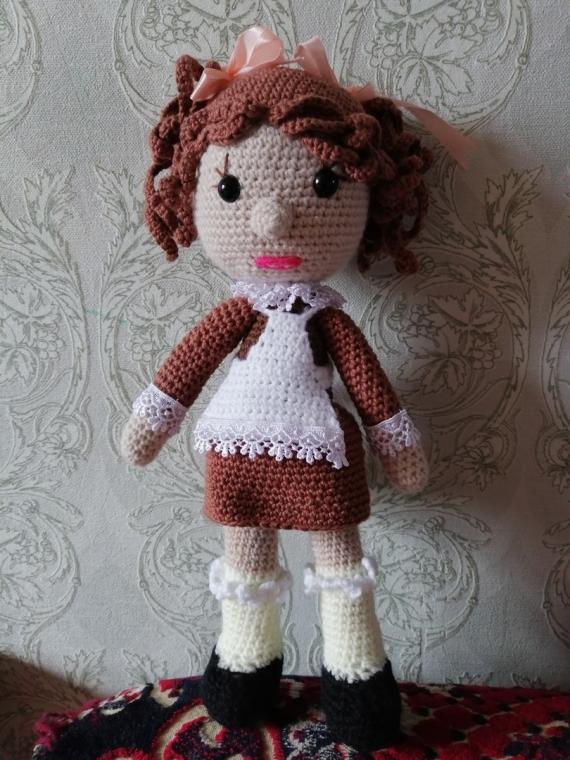 Куколка школьница