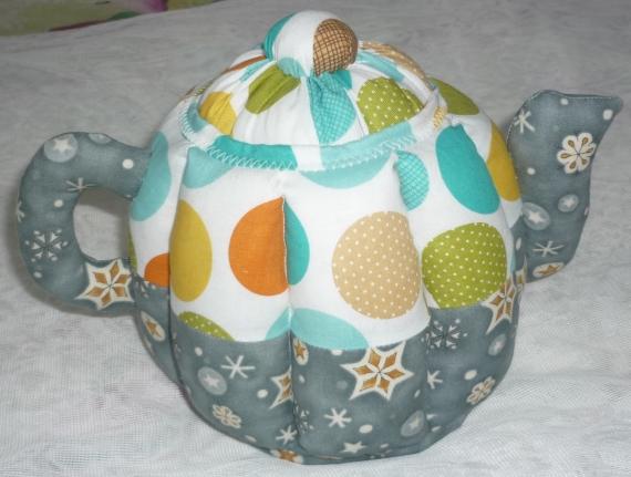 Чайник для рукоделия.