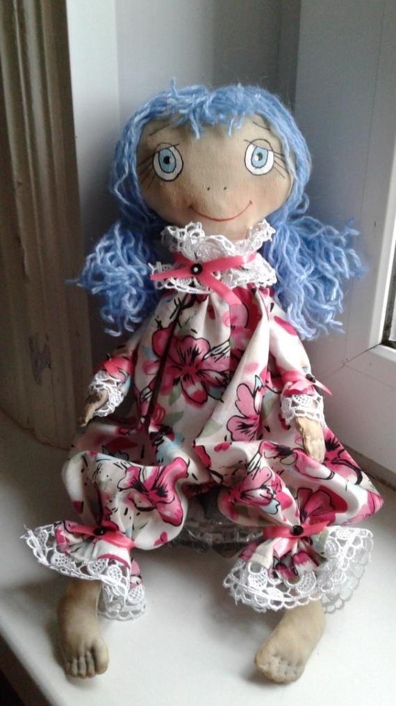 """""""Мальвина""""- веселая кукла для вашей кухни"""