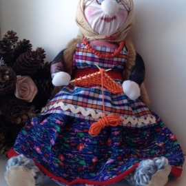 Кукла Бабуся