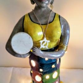 Настольная лампа «мумба-юмба»