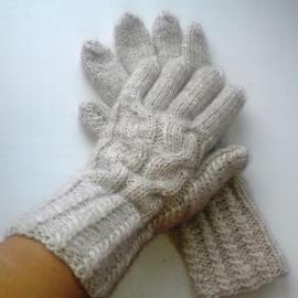 Женские зимние перчатки