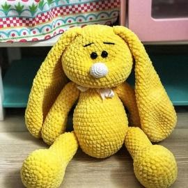 Плюшевый заяц