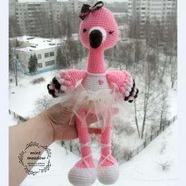 Фламинг - балерина