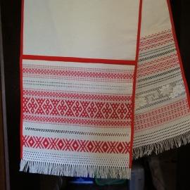 полотенце(ручная вышивка)