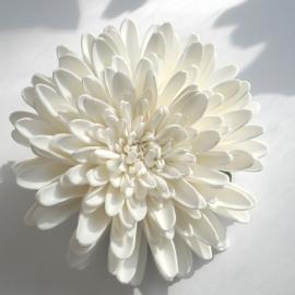 Зажим для волос хризантема из фоамирана