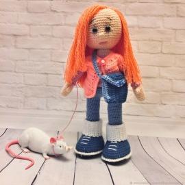 Кукла Стеша