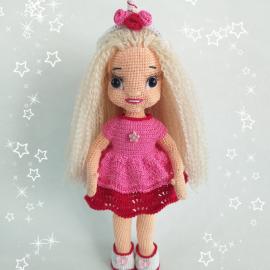 Куколка Дина.