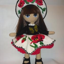 """Кукла """"Маковка"""""""