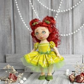 Куколка  из серии Сладкие карамельки