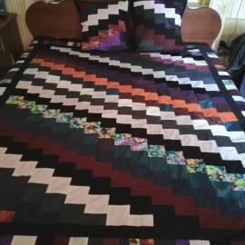 комплект покрывало и подушки