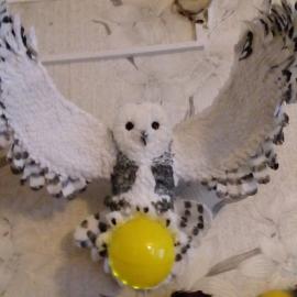 Ночник Полярная сова