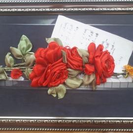 Музыка в розах.
