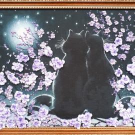 Влюбленные кошки
