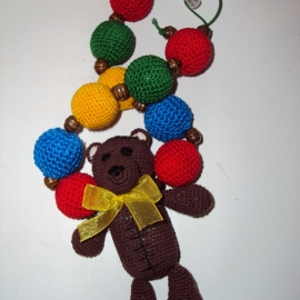 Слингобусы Медведь