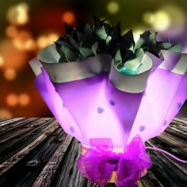 Ночник букет роз