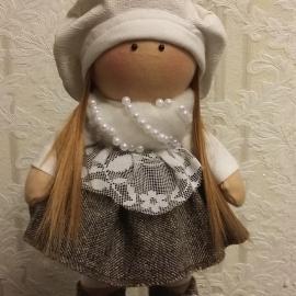 Кукла Бусинка