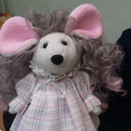 Мышка Кудряшка
