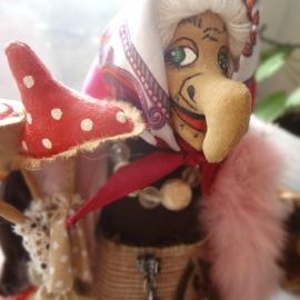 Бабулечка- ягулечка