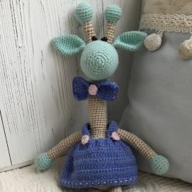 Жираф Женя