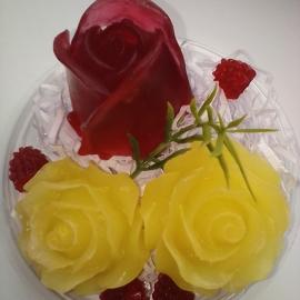 Набор мыла ручной работы Романтика настроения