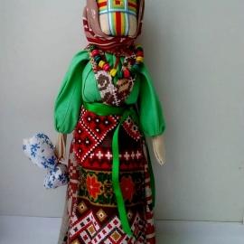 """Народная кукла оберег """"Берегиня"""""""