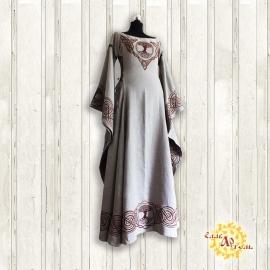 Кельтское средневековое платье Богиня Дана (Дану)
