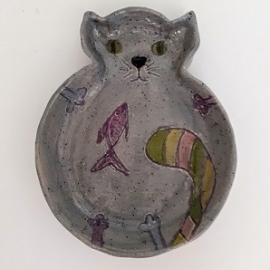 Тарелка для ребенка «Котик»