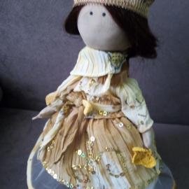 Кукла Злата (Осень)