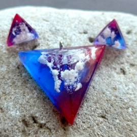 "Набор ""Чужое небо - трехгранная пирамида"""