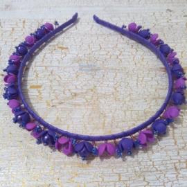 """Ободок """"Фиолет"""""""