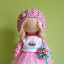 Куколка Розочка.