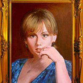Портрет.