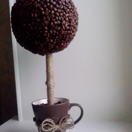 "Топиарий ""аромагия кофе"""