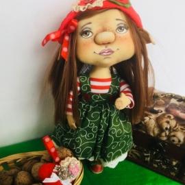 Эльфочка Валентинка