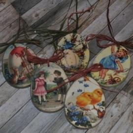 Пасхальные украшения для дома
