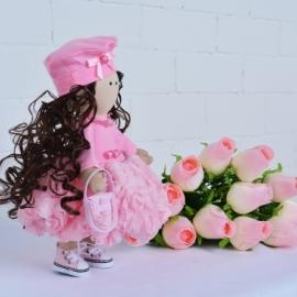 Авторская интерьерная кукла Майя