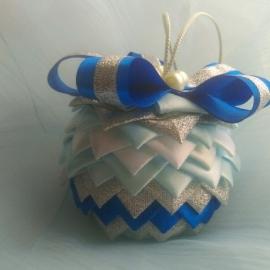 новогодние шарики для интерьера