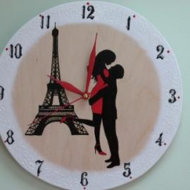 Влюбленные в Париже