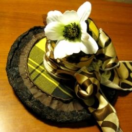 Шляпка-цилиндр