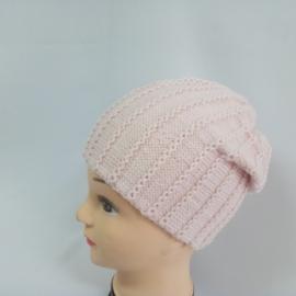 Комплект шапочка и варежки