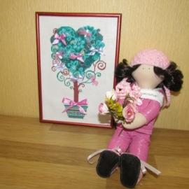 Куколка для души Маня!