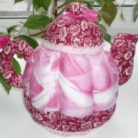 Чайник из текстиля.