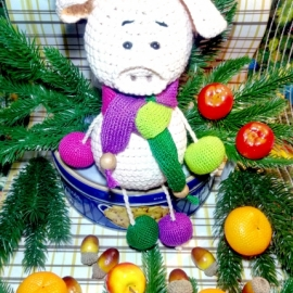 Радужный свин