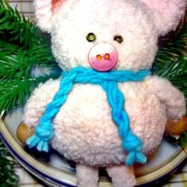Мелкий свин Копейка