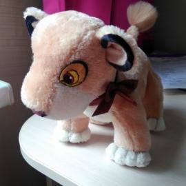 Мягкая игрушка - львенок Симба